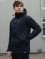 Куртка Staff HH navy. [Размеры в наличии: XS,S,M]