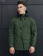 Куртка Staff HH haki. [Размеры в наличии: XS,S,M]