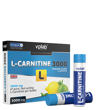 VPLab L-Carnitine 3000 7х25ml