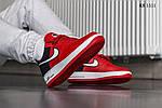 Мужские кроссовки Nike Air Force 1 07 LV8 (красно-белые), фото 2