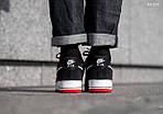 Мужские кроссовки Nike Air Force 1 07 LV8 (красно-белые), фото 8