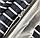 Комплект постельного белья (12124) двуспальное евро 200*220 (простынь на резинке) бязь Ранфорс, фото 10