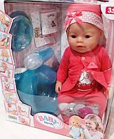 Пупс функциональный Baby birth 8006-13