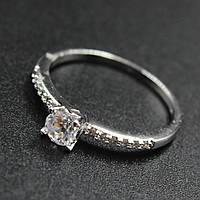 """Кольцо женское помолвочное  Xuping( Хьюпинг) """"Marketa"""""""