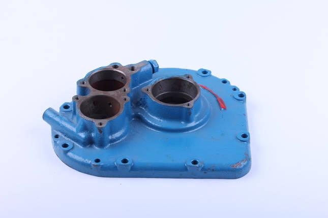 Крышка блока шестерней ГРМ двигателя DL190-12, фото 2