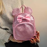 "Веселый рюкзак с ушками ""Happy Pink"", фото 1"