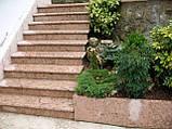 Гранитные лестницы строительство в  Житомире Днепропетровске, фото 2