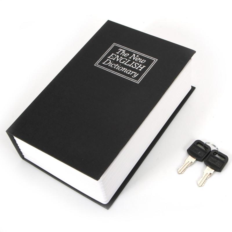 Книга-сейф (24см) Словник чорний