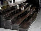 Монтаж  лестниц из мрамора и гранита в Украине, фото 4