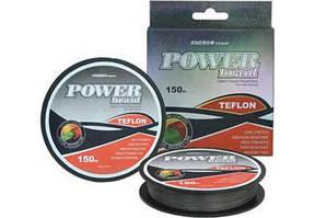 Шнур Energofish ET Power Braid X8 Teflon Coated Dark Grey 150m 0.20mm 16.1kg (30900020)