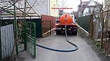 Выкачка выгребных ям,туалетов Осокорки, фото 8