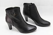 Ботинки кожаные Anassana 0409, фото 2