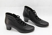 Туфлі на середньому каблуці ANASSANA 0401, фото 2