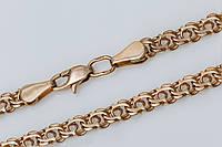 Золотой браслет арабский Бисмарк Бр603