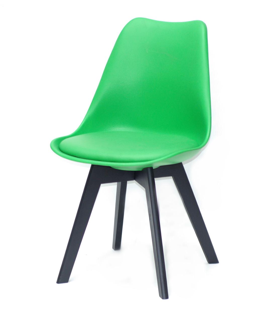Стул Milan BK, зеленый