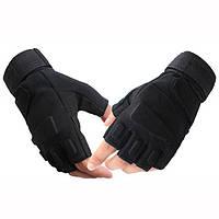Перчатки беспалые тактические BlackHawk Solag