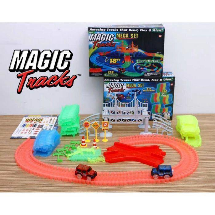 Конструктор  Гоночный Трек  Magic Tracks 360/ 2 машинки