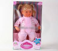 Кукла Эмма говорит по-русски