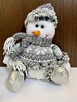 Снеговик Новогодняя игрушка