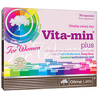Vita-min plus for women Olimp 30 капсул