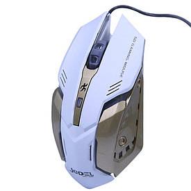 Игровая компьютерная проводная мышка GM910  (S00022)