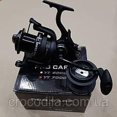 Катушка с бейтраннером Feima Pro Carp YT 7000