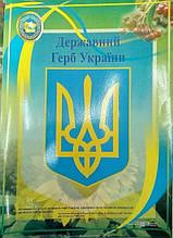 Плакат «Державний герб України» (Серія «ДСУ»). (ПіП)