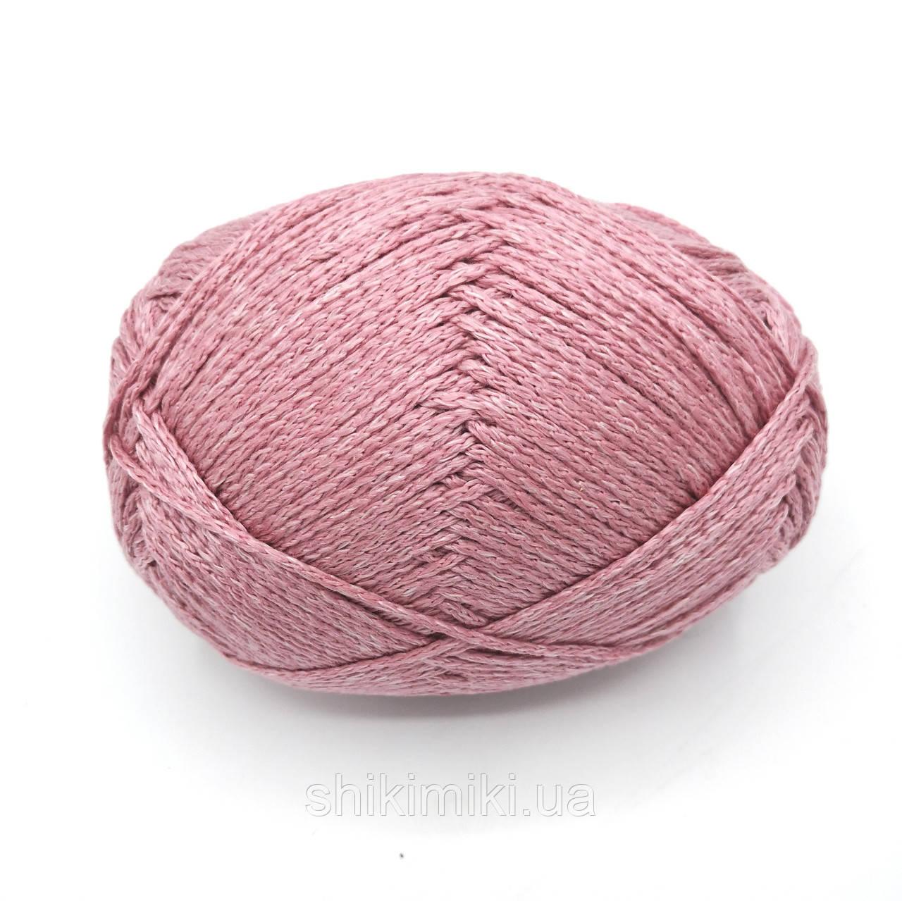 Трикотажный шнур PP Tie Dye, цвет Пастельно-розовый