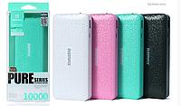 Внешний аккумулятор Proda Remax 10000 mah (для планшета и телефона)