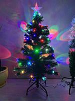 Елка светодиодная, светящаяся Новогодняя 90 см, фото 1