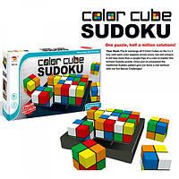Игра-головоломка Metr+ Color Cube Sudoku 26, фото 1