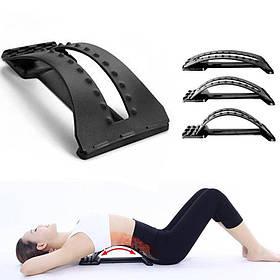 Тренажер Мостик Magic Back для снятия нагрузки с спины и позвоночника. Тренажёр - массажёр для спины