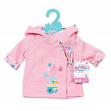 Халат для ляльки 43 см Baby Born Zapf Creation 827505