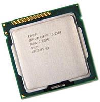 МОЩНЫЙ ПРОИЗВОДИТЕЛЬНЫЙ 4ехЯДЕРНИК на S1155 INTEL Core i5-2300 ( 2,8 ГГц,Turbo BOOST до 3,1GHz, LGA1155, 4ЯДРА