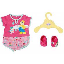 Пижама для куклы Baby Born Zapf Creation 827437