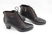 Женские кожаные ботинки Battine B465, фото 2