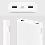 Внешний аккумулятор Xiaomi Mi Power Bank 20000 mAh | Реплика, фото 5