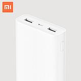 Внешний аккумулятор Xiaomi Mi Power Bank 20000 mAh | Реплика, фото 6