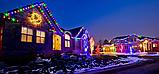 Новогодние гирлянды   Led лента   Светодиодная лента, овальный шланг 2835 10м с контроллером на 220в, фото 7