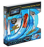 Трубопроводные гонки Chariots Speed Pipes гоночный трек 261см. 16 деталей труб