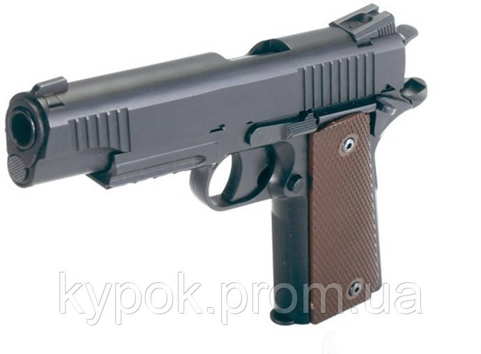 Пневматический пистолет KWC KM-40 D