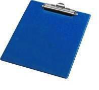 Кліпборд BUROMAX 3411-03 А4, PVC, т.синій
