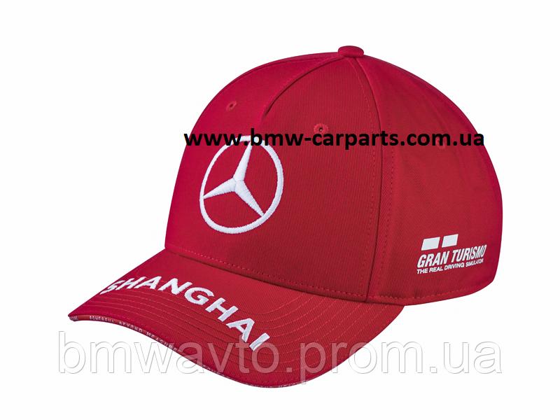 Бейсболка Mercedes F1 Cap Lewis Hamilton 2019