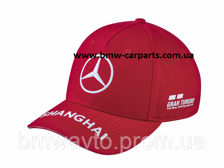Бейсболка Mercedes F1 Cap Lewis Hamilton 2019, фото 2