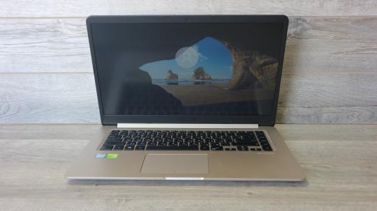 "Б/У Игровой ноутбук ASUS X510U /15.6""/ i5-8250u/8 Gb/1Tb/GeForce 940MX 2 Гб, фото 1"