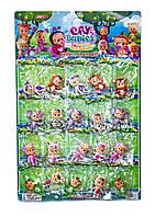 Куклы Cry Babies на планшете 18638