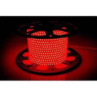 Светодиодная лента  LED 5050 Красная 100m  (S00151)