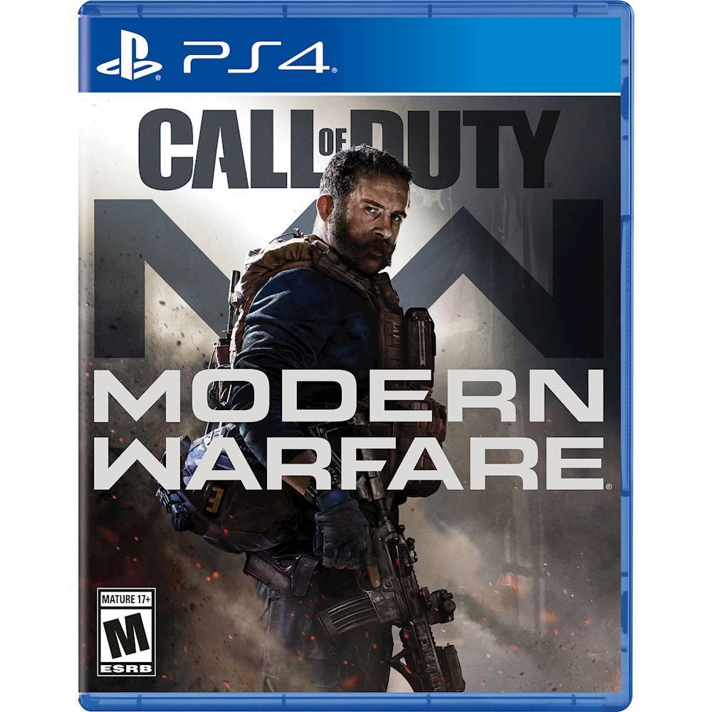 Игра PS4 Call of Duty: Modern Warfare для PlayStation 4