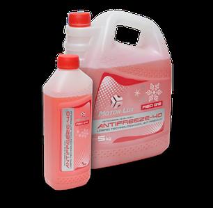 MotorLux Антифриз-40 красный 1кг G12 (Охлаждающая жидкость)