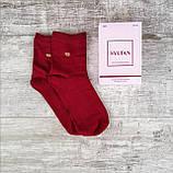 Женские носки в подарочной упаковке 3 пары, фото 2